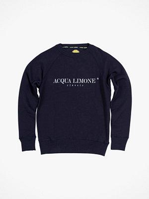 Aqua Limone Sweatshirt College Classic