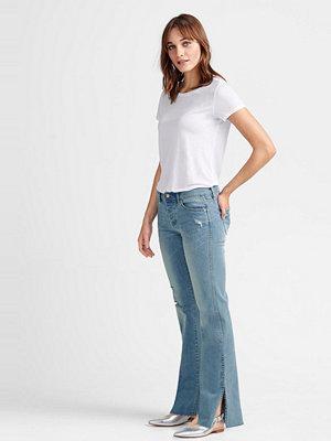 Ellos Jeans Lauren Split Hem