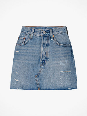 Levi's Jeanskjol Deconstructed Skirt American W