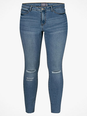 Junarose Jeans jrFive Raw Ankle NW