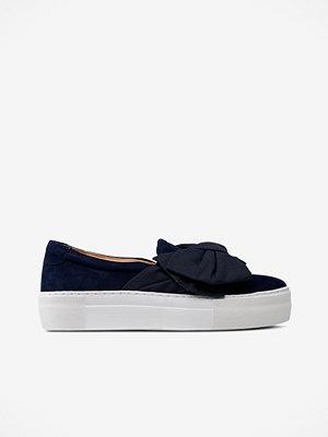 Billi Bi Sneakers med satinband