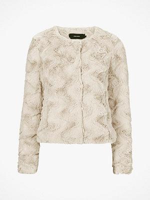 Vero Moda Fuskpäls vmCurl Short Fake Fur Jacket