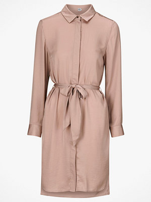 Saint Tropez Skjortklänning i satinlook