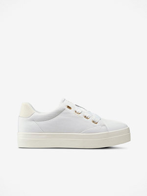 Sneakers & streetskor - Gant Sneakers Amanda Low Lace Shoes
