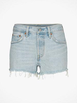 Shorts & kortbyxor - Levi's Jeansshorts 501 Short Bowie Blue