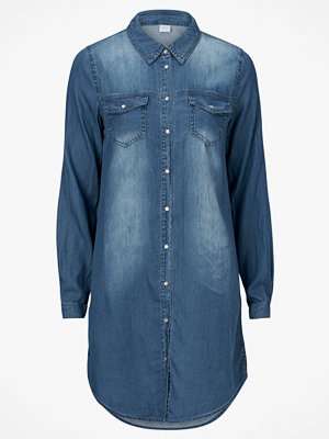 Vila Jeansklänning viBista Denim Dress