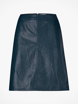 Soaked in Luxury Kjol Tamara PU Skirt