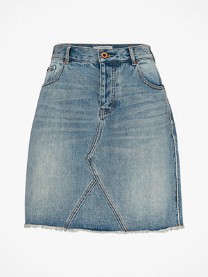 Kjolar - Maison Scotch Jeanskjol Seasonal Denim Skirt