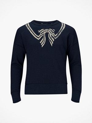 Maison Scotch Sweatshirt med tryck