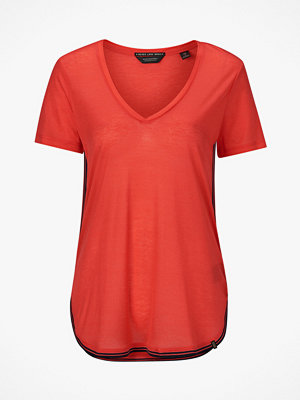 Maison Scotch Topp Sports Ribbed Tencel