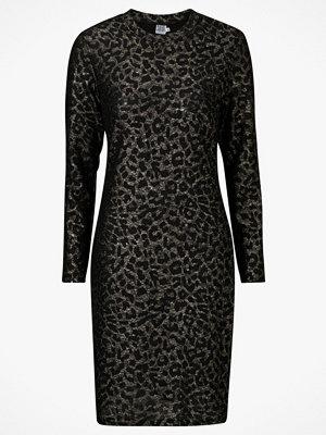 Saint Tropez Klänning Shimmer Leopard Dress