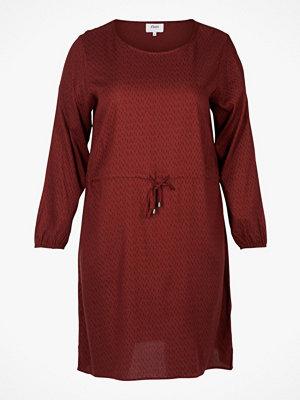 Zizzi Klänning Olrene LS Dress