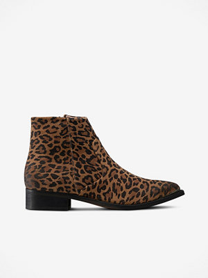 Sneaky Steve Boots Electric Leopard Suede