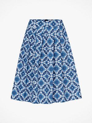 Esprit Kjol med tryckt mönster