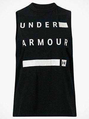 Under Armour Träningstopp UA Muscle Tank Linear Wordmark