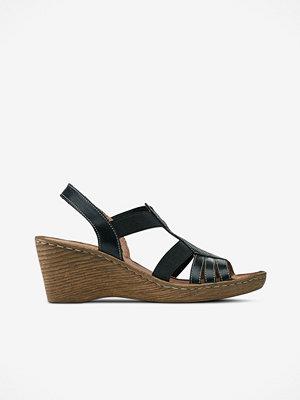 Sandaler & sandaletter - Emma Sandaletter i skinn