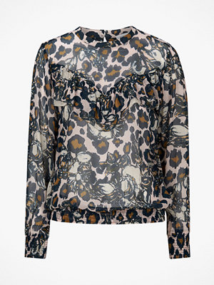 Second Female Blus Florence Ruffle Blouse