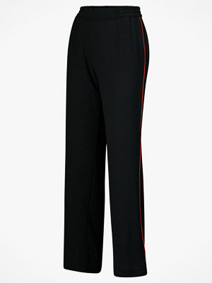 Second Female Byxor Tricky Trousers svarta
