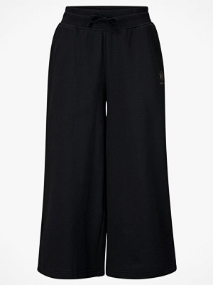 Reebok Classics Byxor Straight Leg Cropped Sweatpant svarta