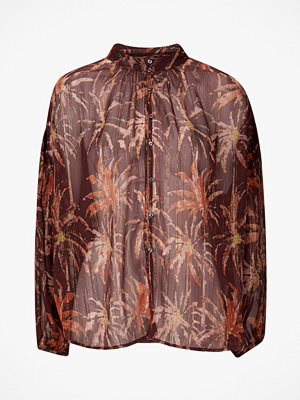 Scotch & Soda Blus mönstrad