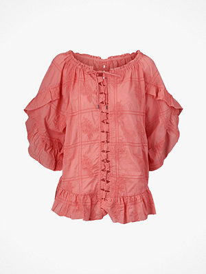 Odd Molly Blus Clever Heart Blouse