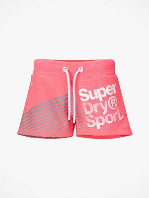Superdry Träningsshorts Sport Diagonal Hot Short