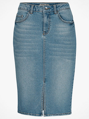 Vero Moda Jeanskjol vmAroona HW Slim Pencil Knee Skirt