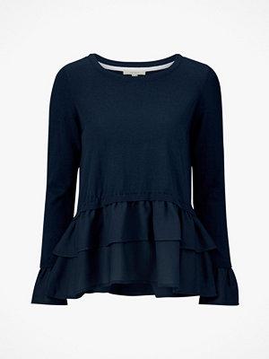 Tröjor - Esprit Tröja Fabmix Sweater