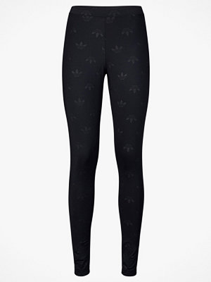 Adidas Originals Tights med tryck ton-i-ton