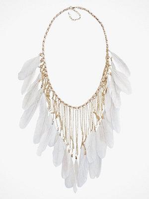 Pipol's Bazaar smycke Halsband Drama Feather