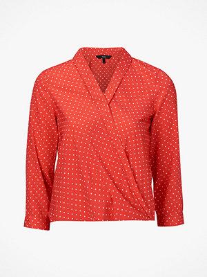 Vero Moda Blus vmNicky 3/4 Collar Wrap Top
