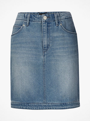 Lee Jeanskjol Mom Skirt