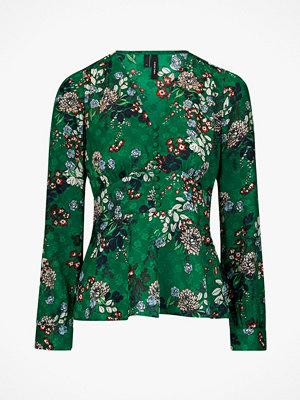 Vero Moda Blus vmJassy Buttom L/S Top