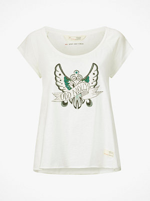 Odd Molly Topp Print Love T-shirt