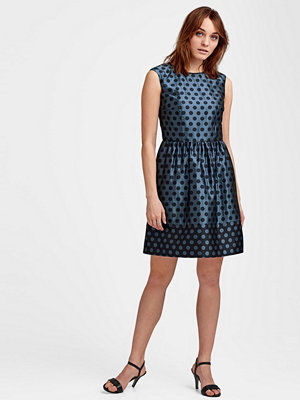 Esprit Klänning Big Dot Jaquard Dress