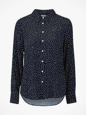 Morris Skjorta Léonie Print Crepe Shirt