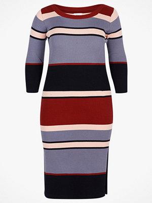 Zizzi Klänning ZPaige 3/4 Knitted Dress