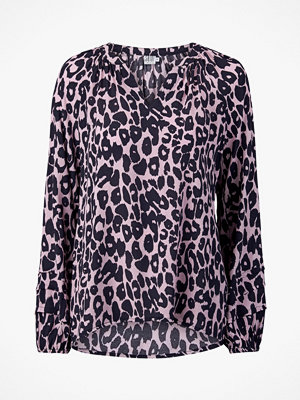 Blusar - Saint Tropez Blus Animal Printed