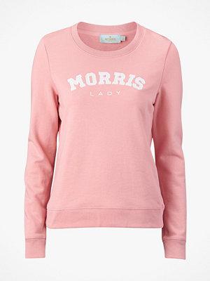 Morris Sweatshirt Lady Logo