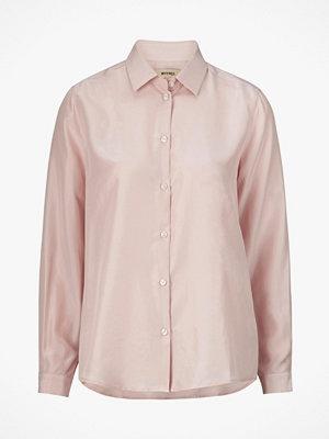 Skjortor - Whyred Skjorta Karolina Washed Silk Shirt