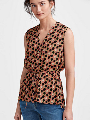 Whyred Blus Carson Sunflower Blouse