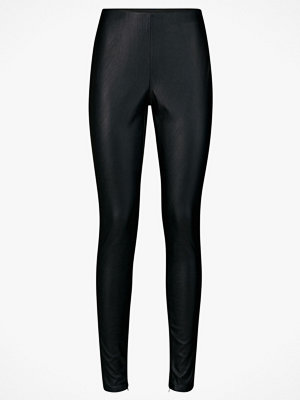 Leggings & tights - Saint Tropez Leggings Faux Leather