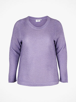 Zizzi Jumper ZPaula LS Knitted Blouse