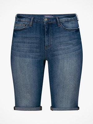 Junarose Jeansshorts jrFive NW Slim Long Shorts