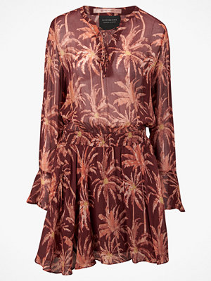 Scotch & Soda Klänning Viscose Printed Dress