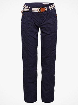 Esprit Byxor Play Pants marinblå
