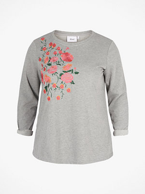 Zizzi Sweatshirt MAtlanta LS Sweat