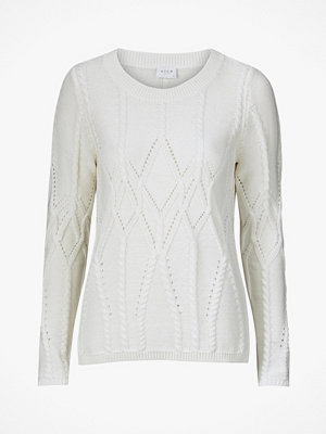 Vila Tröja viSpiced L/S knit top