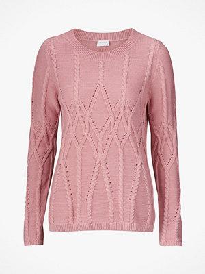 Vila Tröja viSpiced L/S knit top