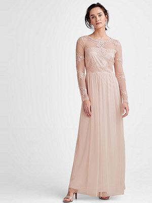 Vila Maxiklänning viGeorgious L/S Maxi Dress